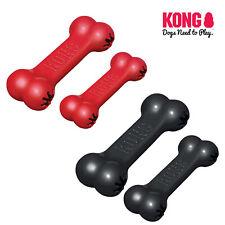 Kong Goodie Bone Classic Extreme Dog Chew Tough Rubber Play Treat Dispenser
