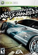 Need For Speed Most Wanted (2005) Xbox 360 Game
