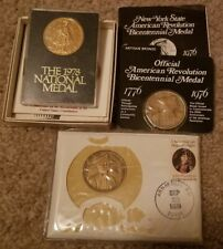 New ListingBicentennial and National Medals