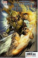 Star Wars Bounty Hunters #1  Marvel Comic Book 2nd Print 2020 NM