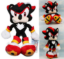 """Sonic The Hedgehog Figure Plush Toy 12"""" Kids Soft Toys Game Doll"""