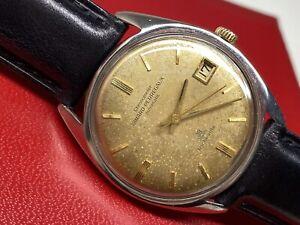 vintage girard perregaux chronometer date 39 jewel richeville watch with box🇨🇭