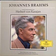 Johannes Brahms Die 4 Symphonien - Herbert von Karajan - Berliner Philharmoniker