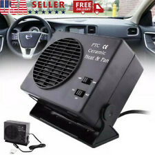 12V 150/300W Car Fan Heater Windscreen Demister with Cigarette Lighter Car Plug