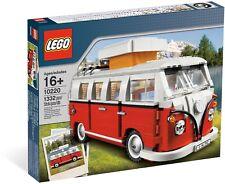 *** NEW IN BOX LEGO Creator Expert Volkswagen T1 Camper Van Set (10220) ***