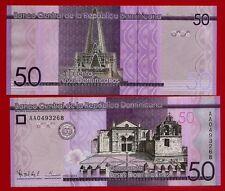 ** République DOMINICAINE - 50 PESOS 2014 UNC **