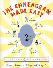 NEW The Enneagram Made Easy: Discover the 9 Types of People by Elizabeth Wagele