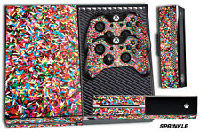Skin for XBOX ONE 1 Console 2 Controller Graphics Sticker Wraps Decal SPRINKLE