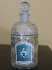"""Vintage Guerlain Imperiale Extra-Dry Bottle with Glass Stopper- 7 3/4"""" Tall"""