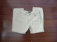 Men's TOMMY HILFIGER Beige Casual Pants Sz W36/L32
