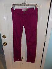 Aeropostale Bayla Skinny Stretch Jeans Size 3/4 Women's EUC FREE USA SHIPPING