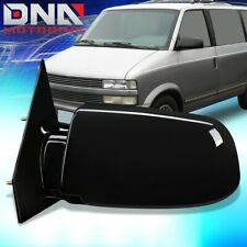 FOR 1988-2005 CHEVY ASTRO GMC SAFARI OE STYLE MANUAL LEFT DOOR MIRROR 15757377