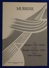 Invito alla presentazione MURRINE Venezia no viaggiata 1986 FG #16689