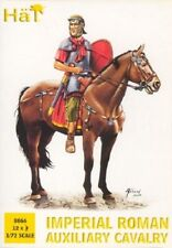 Hat industries 1/72 Imperial Roman Auxiliary Cavalry Set #1 (12) Hat8066