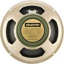 "Celestion g12m ""Greenback"" 12"" 25w 8 Ohm"