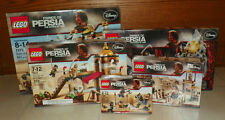 LEGO - PRINCE OF PERSIA - 7569, 7570, 7571, 7572, 7573 - 5 SETS LOT - NIB