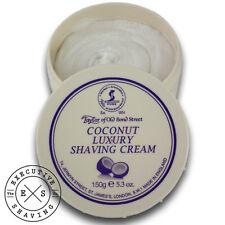 Taylor of Old Bond Street Noix de coco Crème Rasage (150 g) (tc150g-noix coco)
