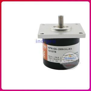 For HONTKO HPN-6A-2500-3-L-K1 encoder