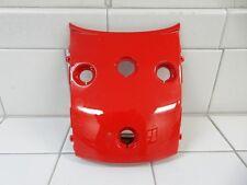 TAOTAO VIP 50cc & 150cc SCOOTER CENTER REAR BACK PLASTIC (RED)