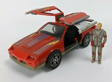 1985 Kenner M.A.S.K. MASK Thunderhawk Vehicle & Matt Trailer Figure