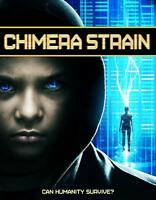 Chimera Strain (DVD with slipcover, New, 2018, Widescreen, Vertical Ent.)