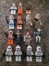 lego star wars minifigures bundle obi wan grevious u Wing x Wing stormtrooper