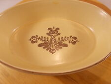 "PFALTZGRAFF ""VILLAGE"" OVAL #241 SERVING BAKING CASSEROLE DISH 10""X7.5"" X 2 1/4"""