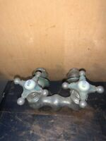 Vintage Antique Claw Foot -Bath Tub Faucet- For Parts or Repair.
