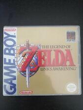 NINTENDO GAME BOY la leyenda de Zelda Link's Awakening Genuino
