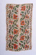 Antique 18Th Century Anatolian Armenian Yaglik Ottoman Towel Embroidery