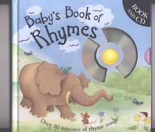 "Babys Book of Rhymes Book and CD ""over 30 minutes"