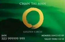 shangri-la Jade status 1 year/ Singapore airlines (star alliance)gold/silver