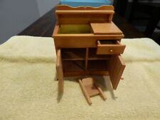 New Listingvintage dollhouse furniture-kitchen island/cabinet