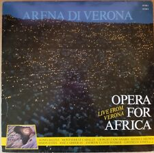 Arena Di Verona: Opera For Africa Live From Verona from Austro Mechana
