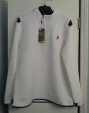 Under Armour Storm Cold Gear golf/casual pullover X-LARGE white NWT