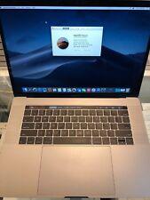 "Apple MacBook Pro 15.4"" 2017 Gray ""4 TBT3"": i7 3.1GHz - 16GB - 1TB - Pro 560 4GB"