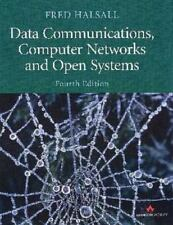 Data Communications, Computer Networks and Open Systems by Fred Halsall...