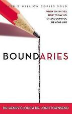 Boundaries Updated and Expanded Edition: When to Say Yes, How to Say No