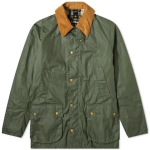 MSRP $415 NWT BARBOUR ASHBY JACKET Size Large