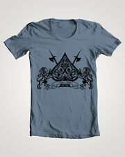Coat of Arms T-shirt Poker T-Shirt by High Roller Clothing