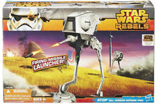 STAR Wars Ribelli a8816 AT-DP Veicolo-SPARA MISSILE LAUNCHER-Disney
