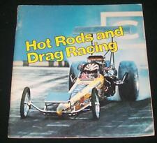 Hot Rods & Drag Racing Larry Bortstein 1974 Winternationals Billy Meyer Dragster