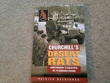 Churchill's Desert Rats From Normandy to Berlin with the 7th Armoured Division