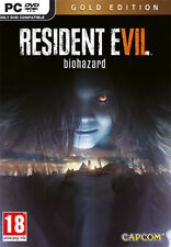 Resident Evil VII - Biohazard Gold Edition PC IT IMPORT CAPCOM