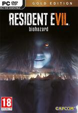 Resident Evil VII - Biohazard Gold Edition PC It Import Capcom