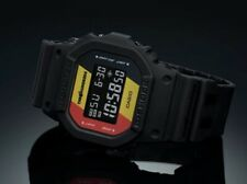 Casio G-Shock * DW5600HDR-1 Limited Edition G-Shock x The Hundreds Black Watch