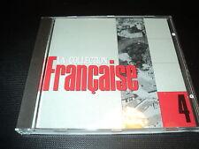 "CD ""LA COLLECTION FRANCAISE - VOL 4"" Danyel GERARD, Bibie, David & Jonathan"