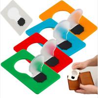 Creative Gadget Mini Foldable Pocket Wallet Credit Card LED Night Lights Lamp