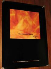 NINE INCH NAILS - TRENT RENZOR - SIGNED LIMITED EDITION BROKEN LITHOGRAPH - RARE
