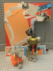 Transformers Action Masters Grimlock 1990 G1 100% Complete, Cut Card, Spec Strip